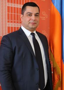 Արման Լևոնի Պետրոսյան