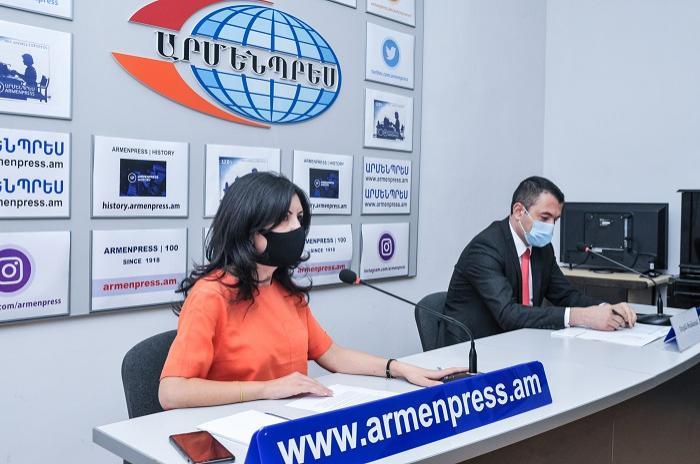 Սուրեն Թովմասյանի առցանց ասուլիսը Արմենպրեսի մամուլի սրահում
