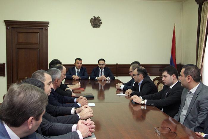 Կադաստրի կոմիտեի ղեկավար է նշանակվել Սուրեն Թովմասյանը