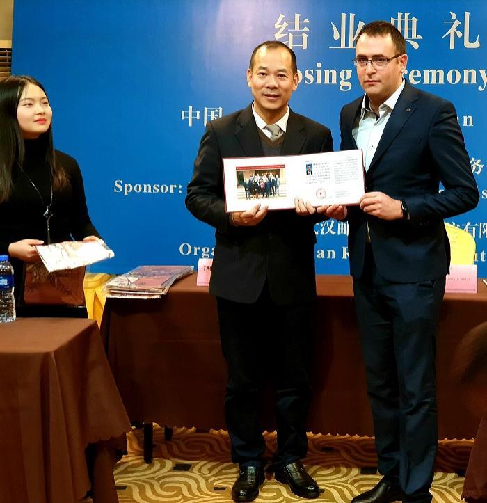 20-օրյա դասընթաց Չինաստանում