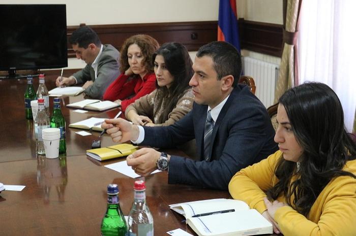 Համագործակցություն Ասիական զարգացման բանկի հետ
