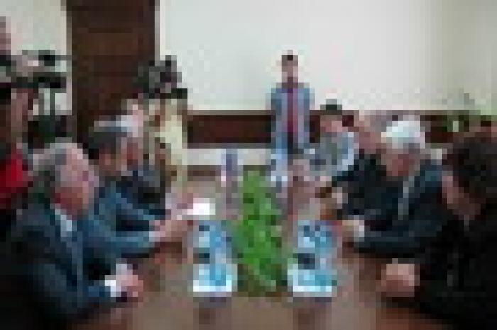 Սլովակիայի պատվիրակության այցը ՀՀ կառավարությանն առընթեր անշարժ գույքի կադաստրի պետական կոմիտե